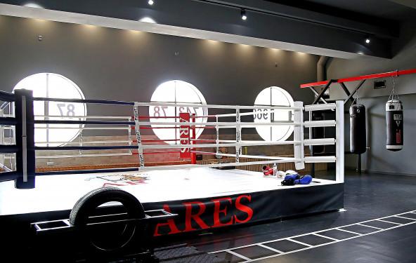 Зал для боевых видов спорта - фото №1
