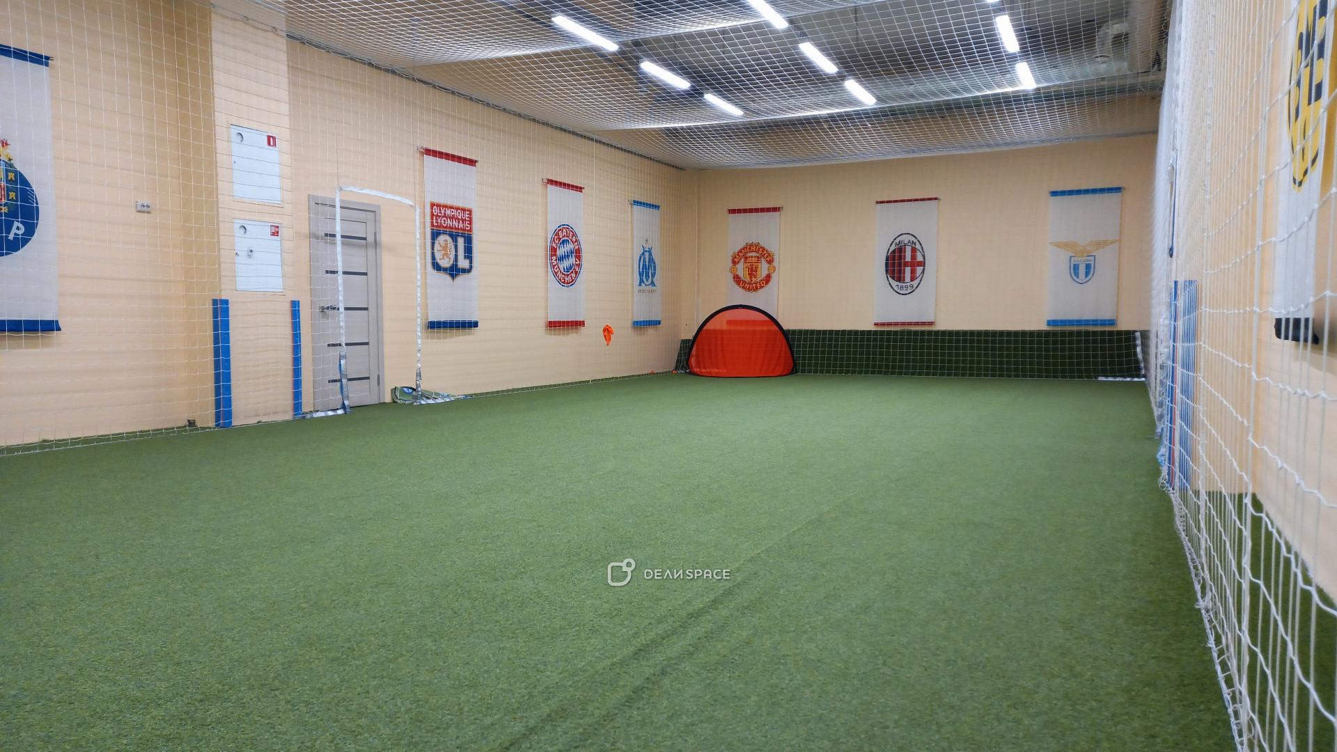 Детское футбольное поле - фото №3