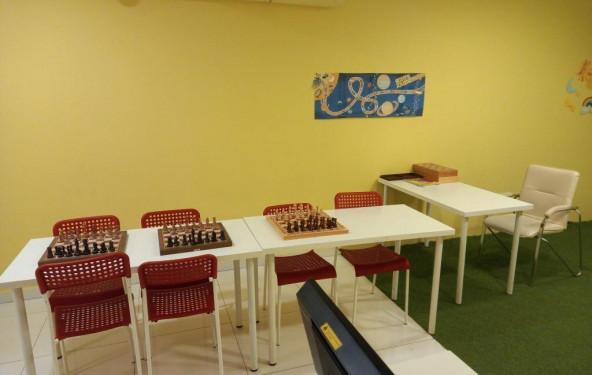 Кабинет шахмат - фото №1