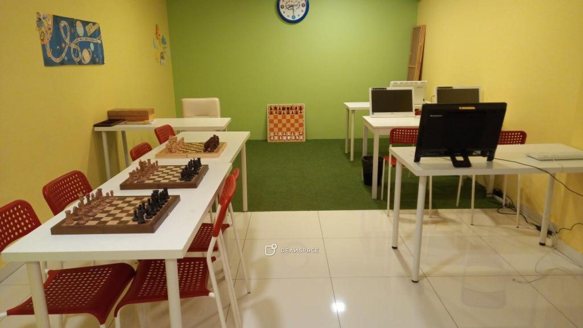 Кабинет шахмат - фото №4