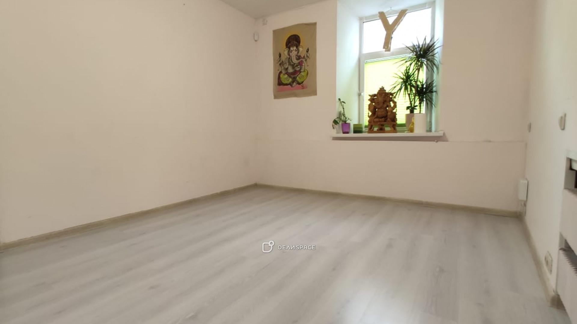 Малый зал для йоги