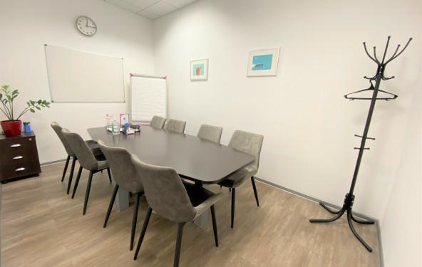 Переговорная комната на 8 человек - фото №3