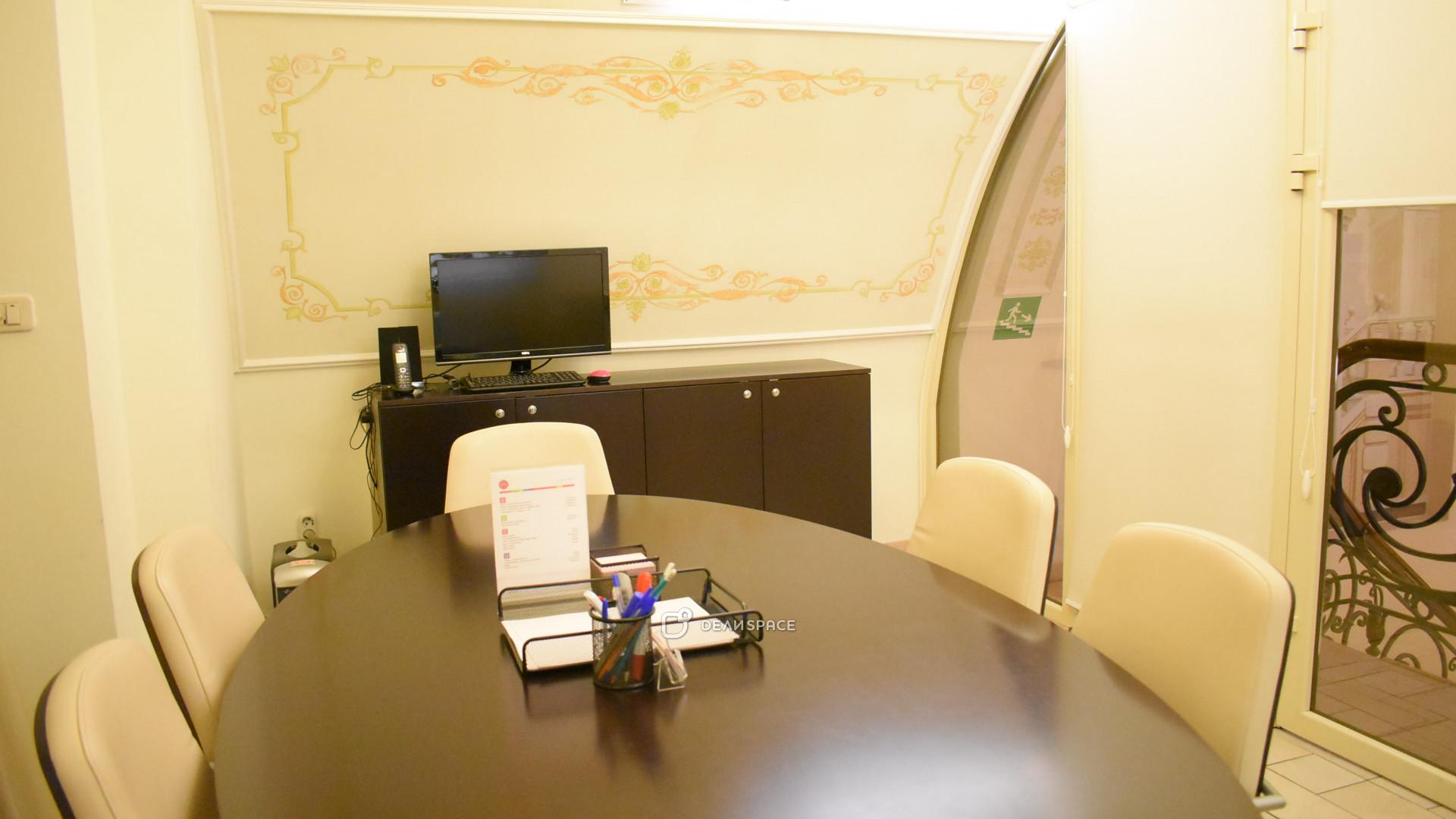 Переговорная комната на 6 человек - фото №3