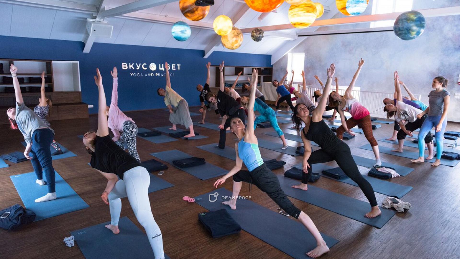 Просторный зал для йоги и танцев - фото №6