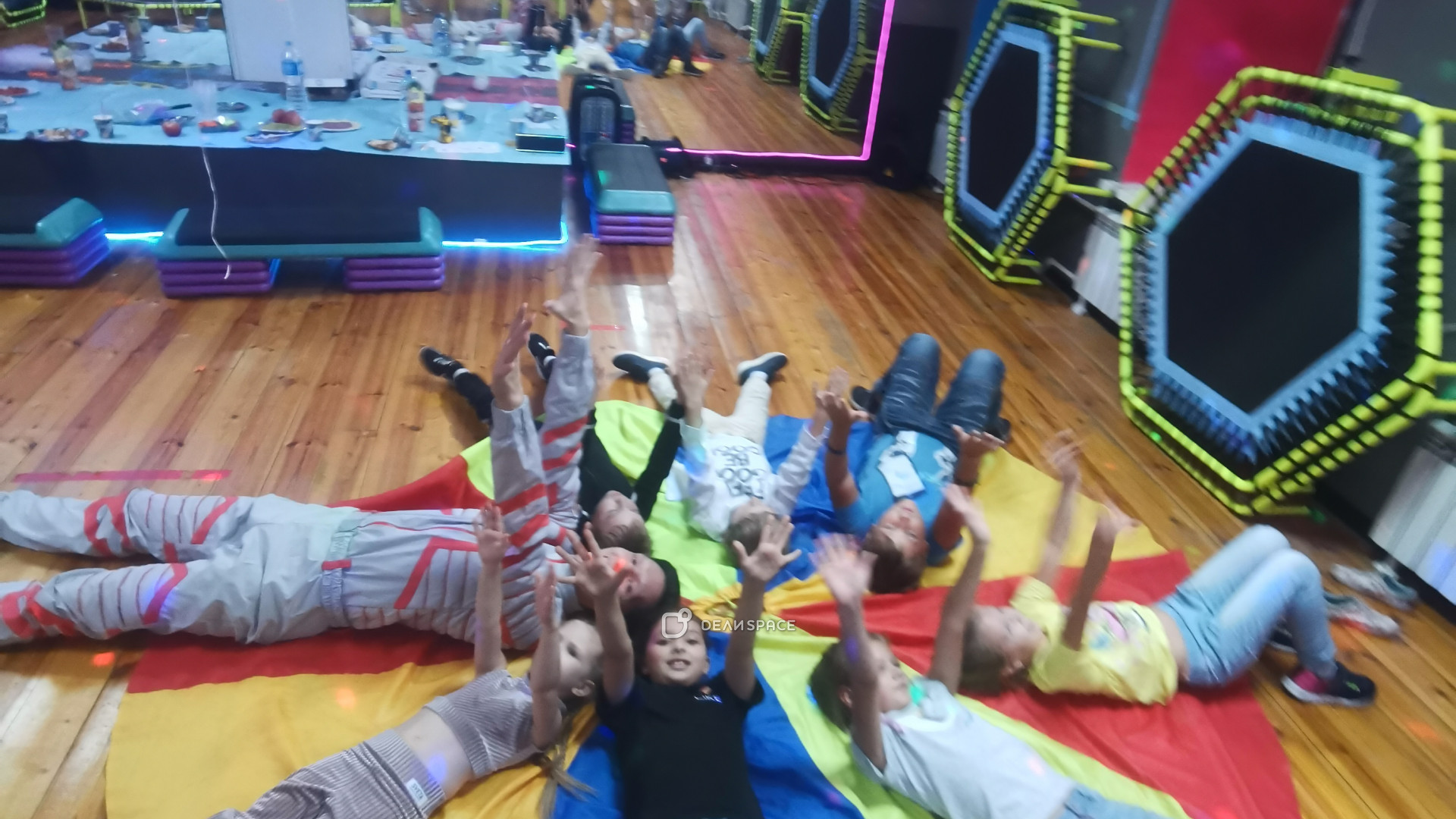 Спортивно-танцевальный зал - фото №5