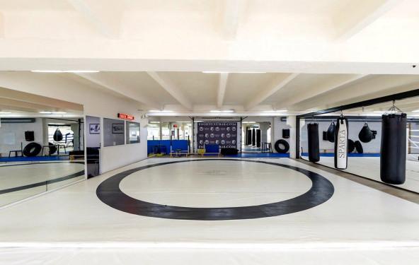 Мягкий зал №5 с рингом - фото №1