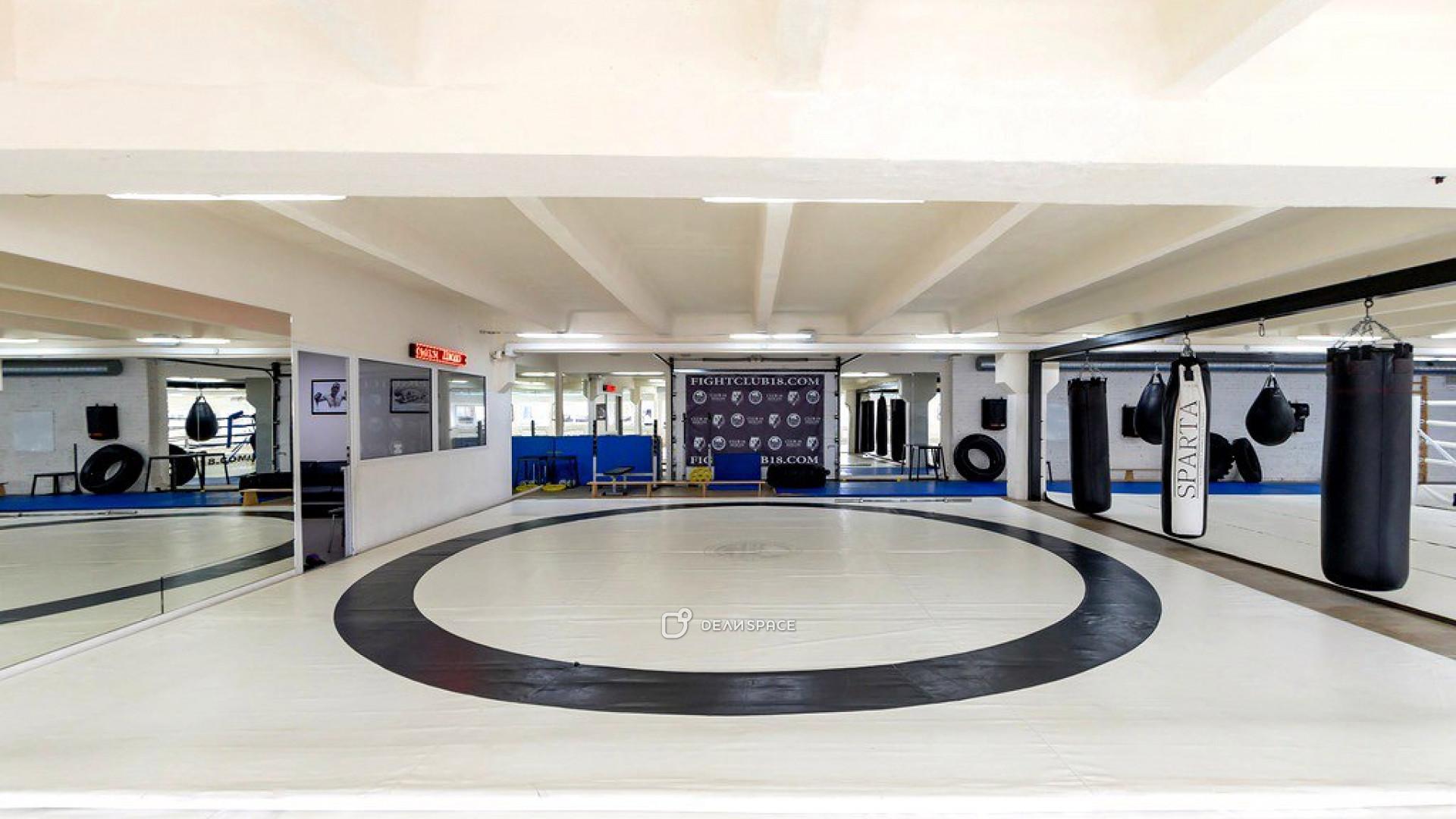 Мягкий зал №5 с рингом