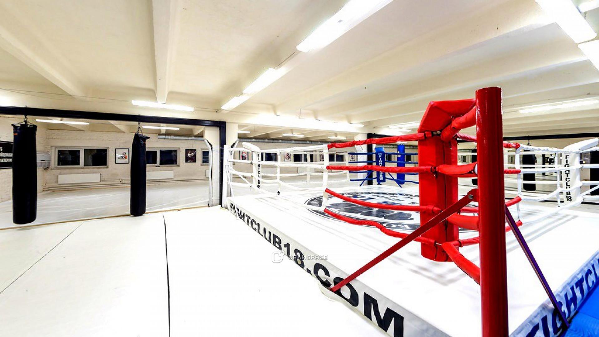 Мягкий зал №5 с рингом - фото №3