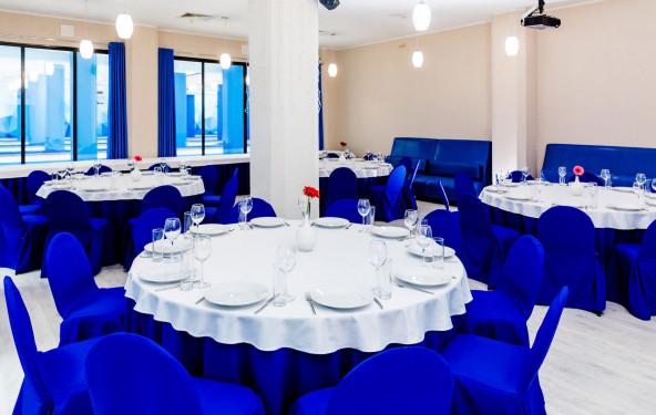 Синий зал - фото №2