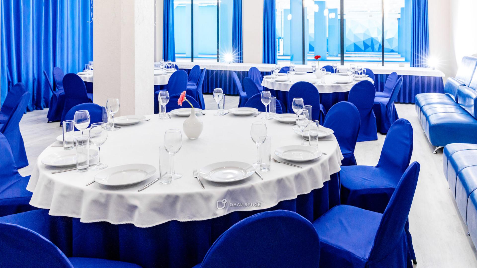 Синий зал - фото №5