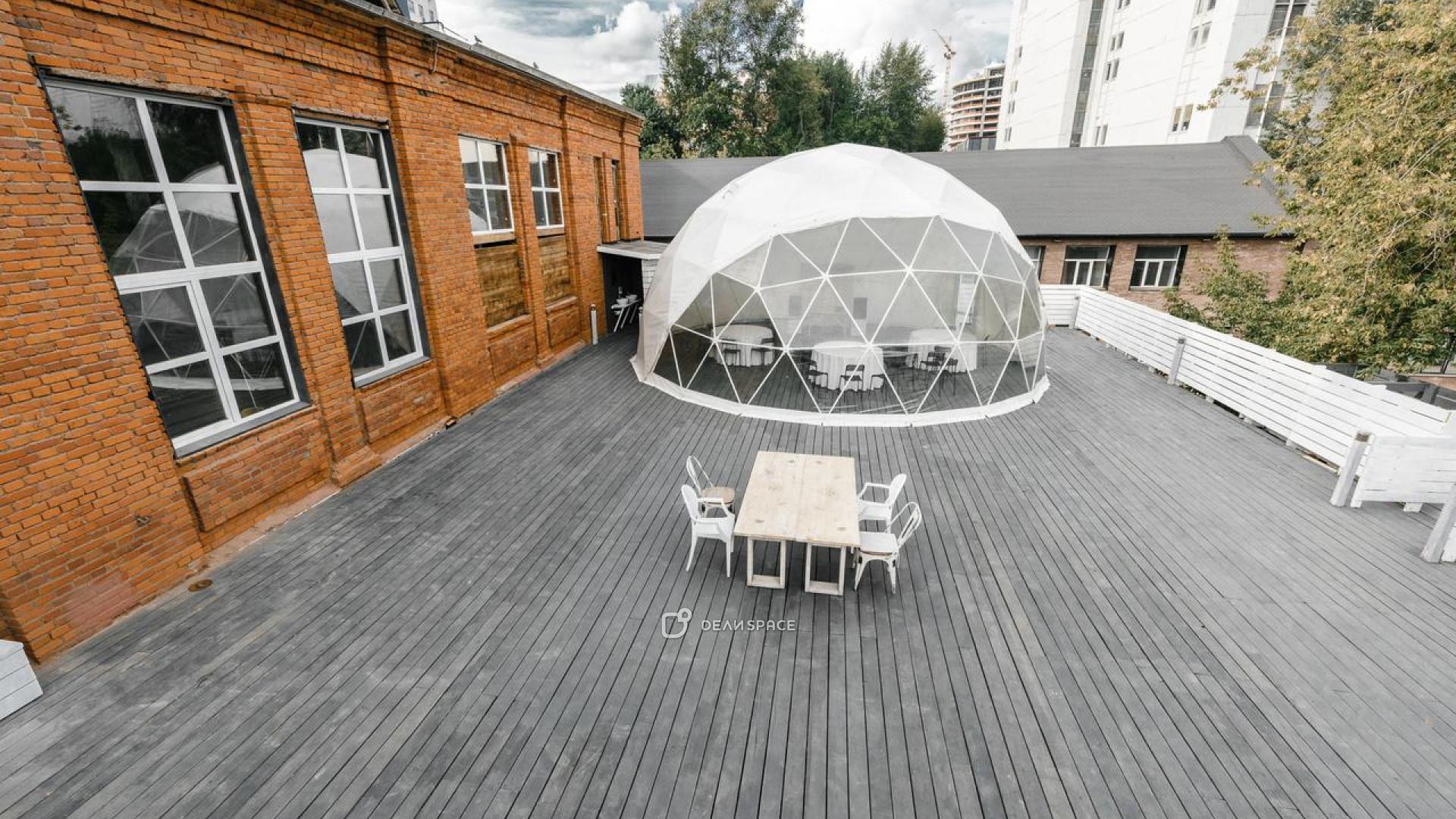 Многофункциональная крыша - фото №2