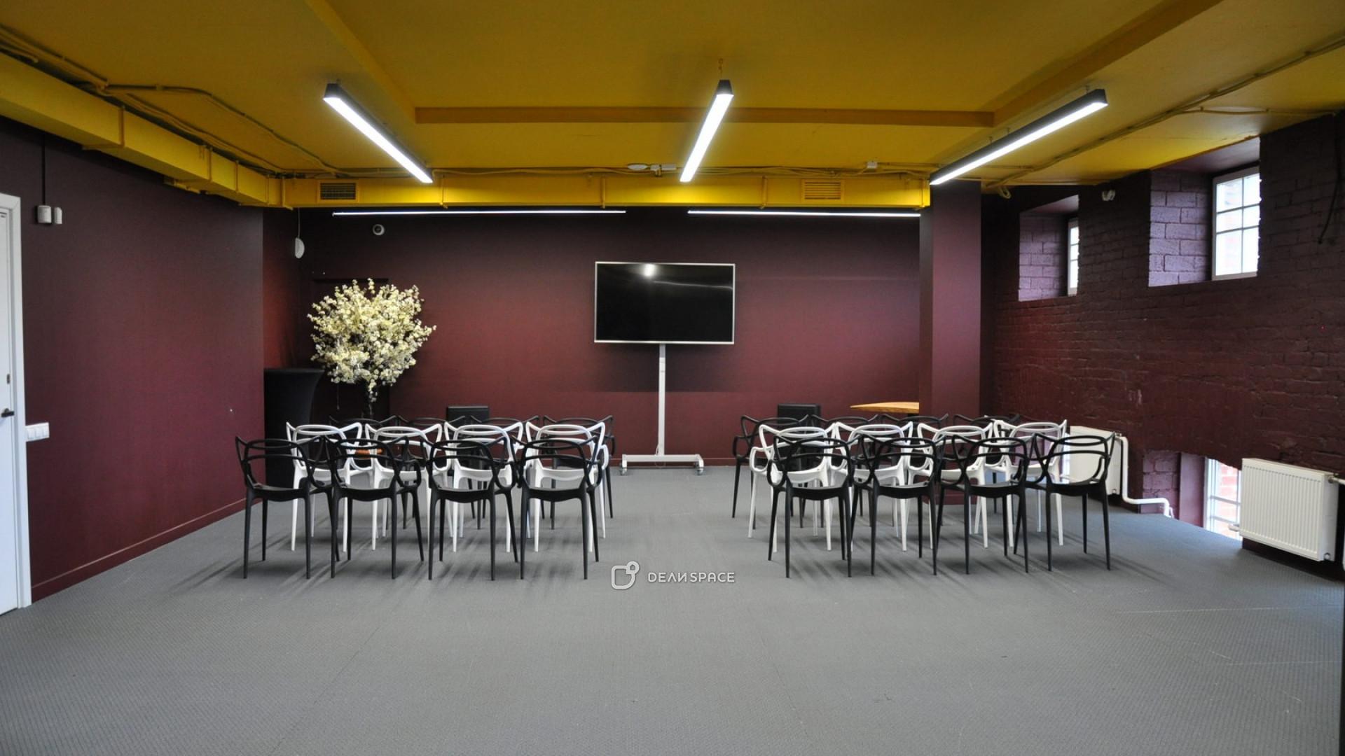 Красный зал + Желтый зал - фото №3