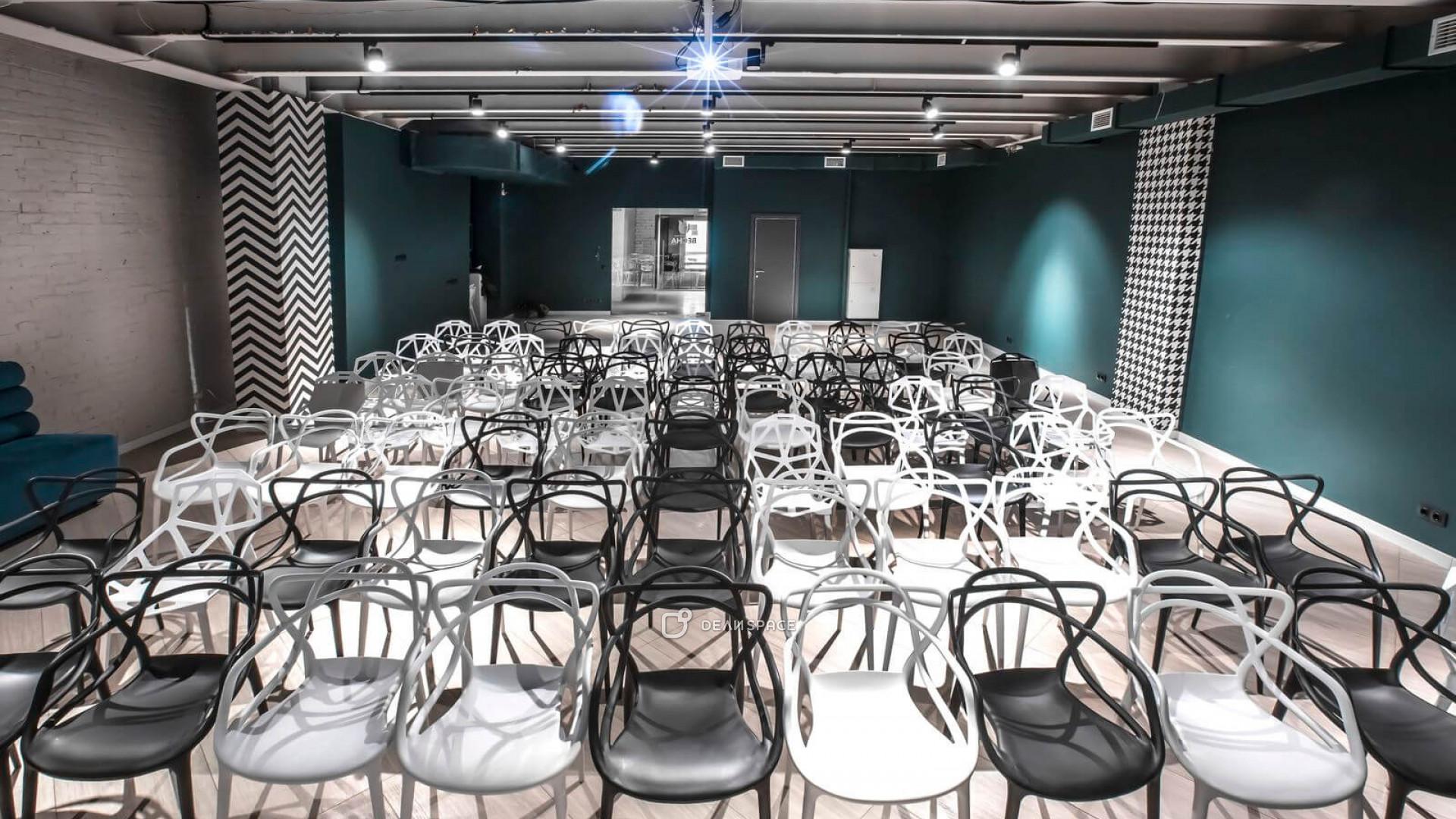 Зеленый зал для конференций, праздников, банкетов - фото №4