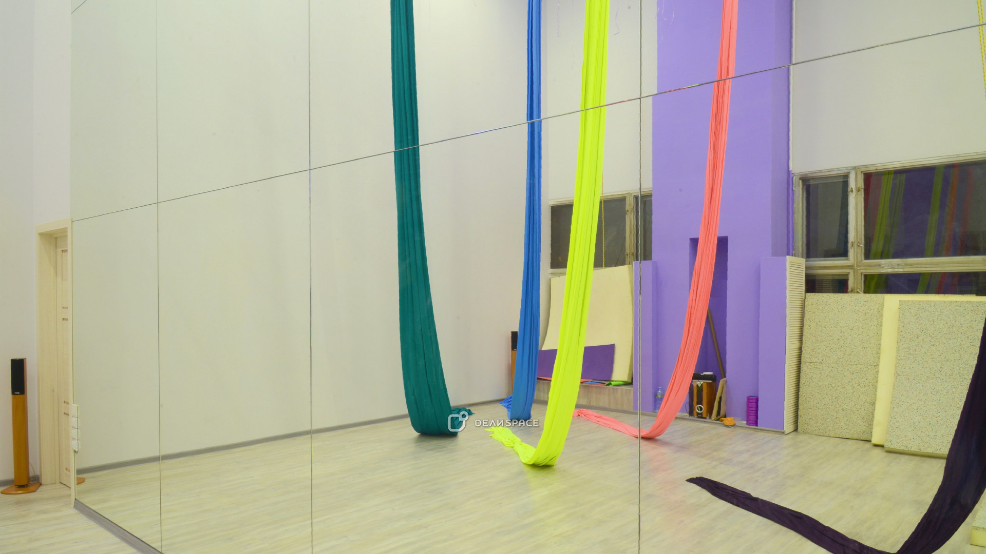 Зал воздушной гимнастики - фото №2