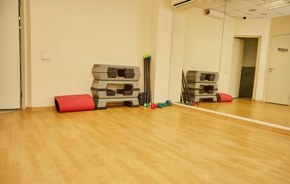 Зал для персонального тренинга - фото №2