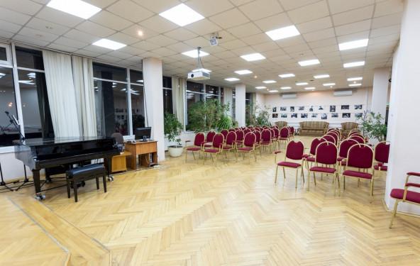Большой зал на Красносельской - фото №3