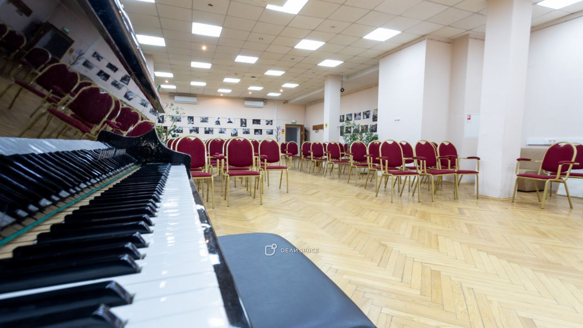 Большой зал на Красносельской - фото №4