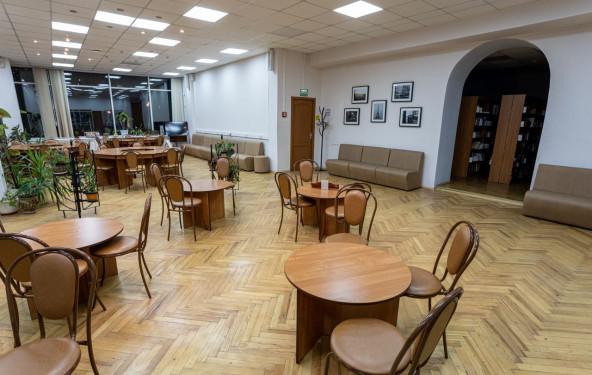 Малый зал на Красносельской - фото №3
