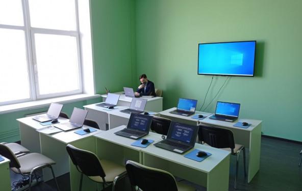 Аудитория с компьютерами - фото №1
