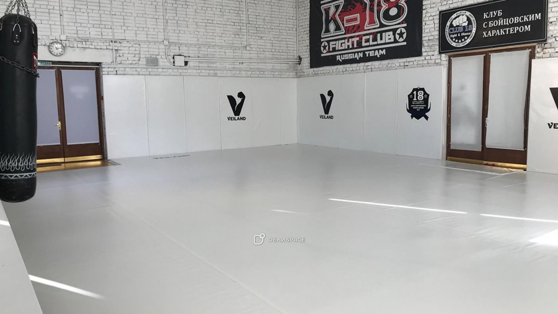 Мягкий зал №1 боевых искусств