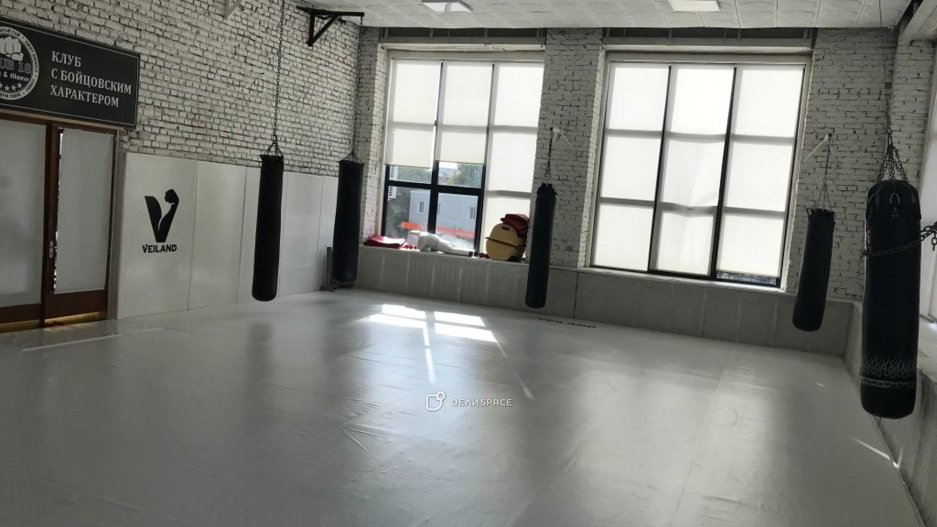Мягкий зал №1 боевых искусств - фото №2