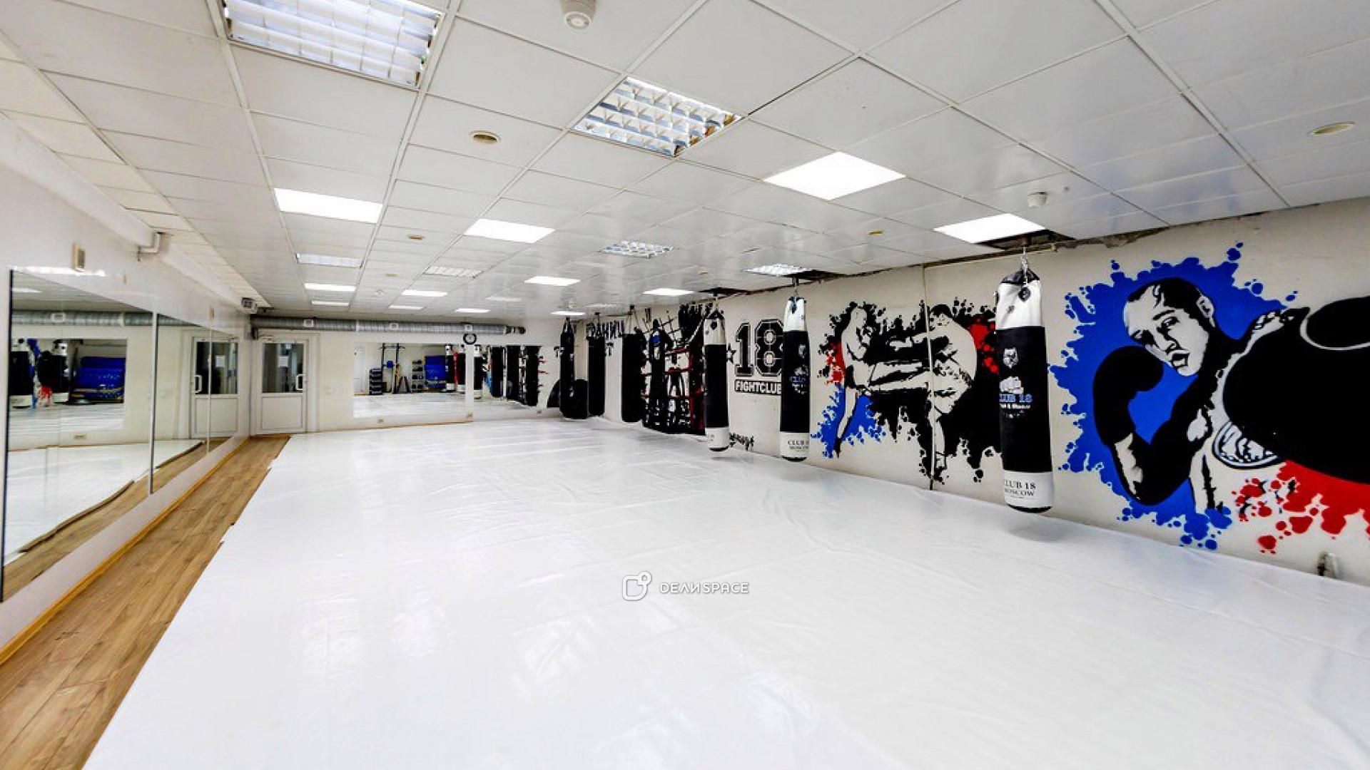 Мягкий зал №3 боевых искусств