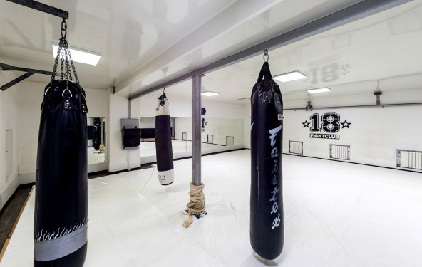 Мягкий зал боевых искусств - фото №1
