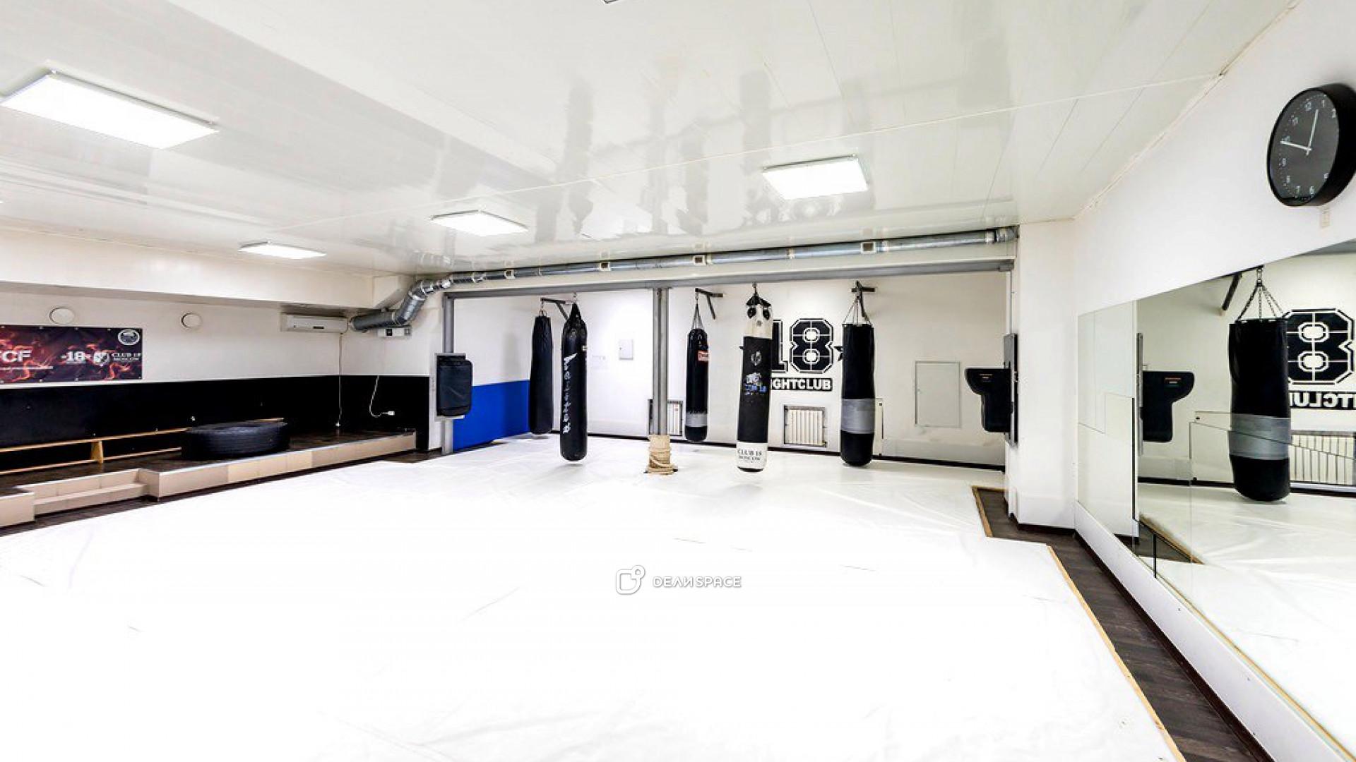 Мягкий зал боевых искусств - фото №2