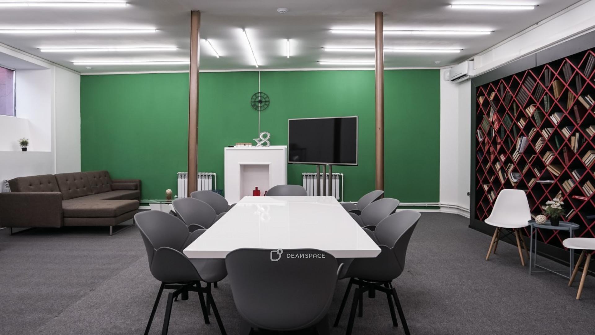 """Переговорная """"Библиотека"""" - фото №2"""