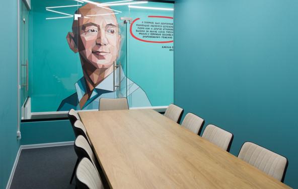 Переговорная комната до 10 человек