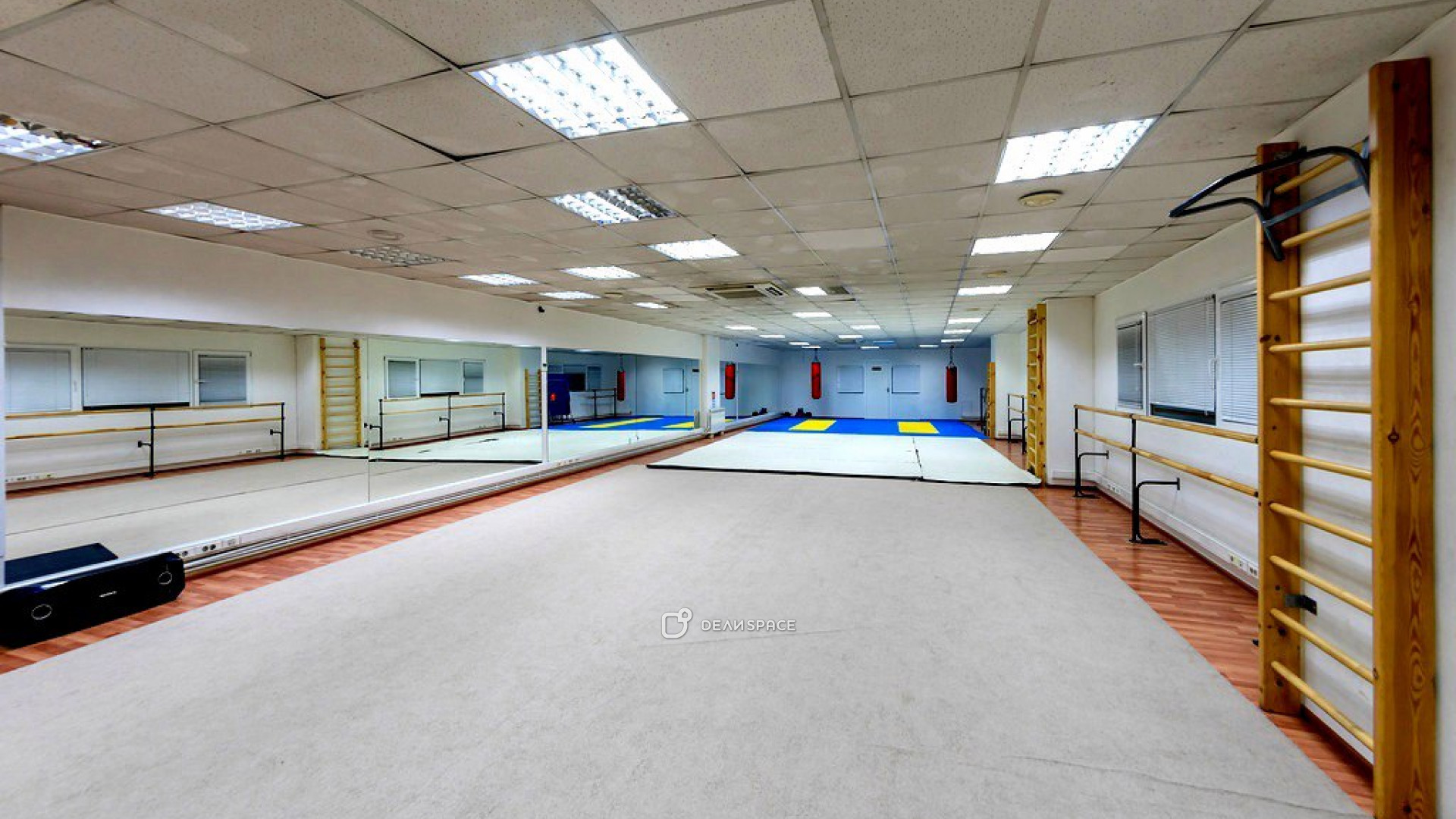 Зал для фитнеса и танцев - фото №3