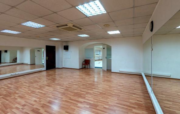 Танцевальный фитнес зал - фото №1
