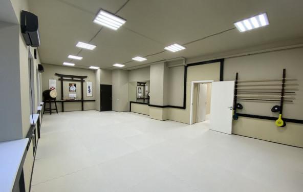 Большой спортивный зал - фото №1