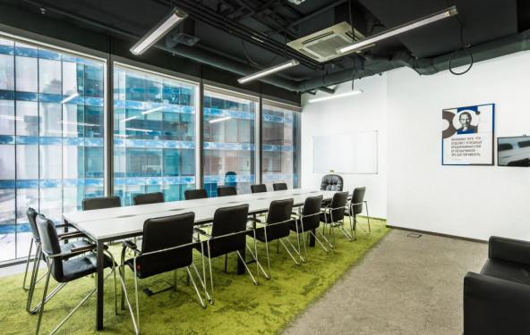 Переговорная комната в Москва Сити - фото №1