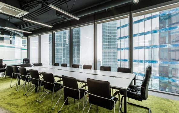Переговорная комната в Москва Сити - фото №3