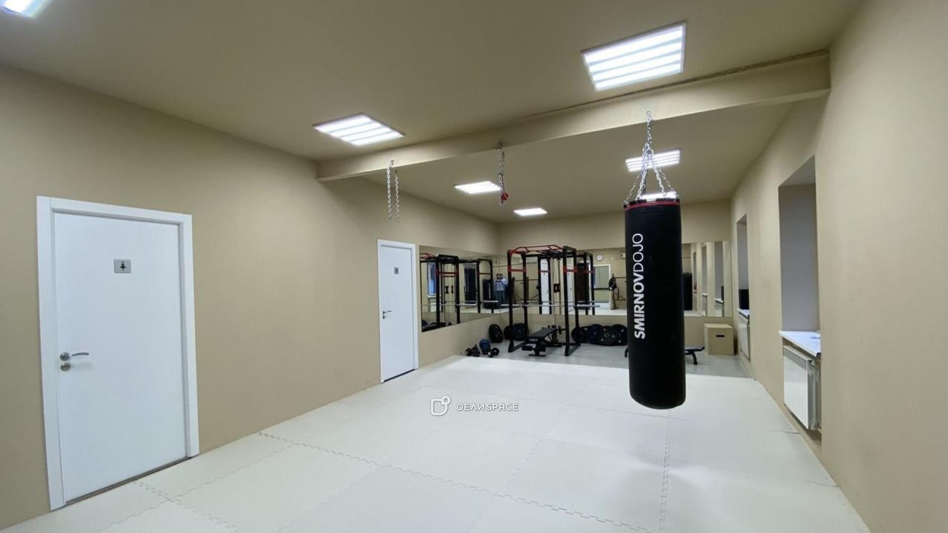 Малый Зал для боевых видов спорта