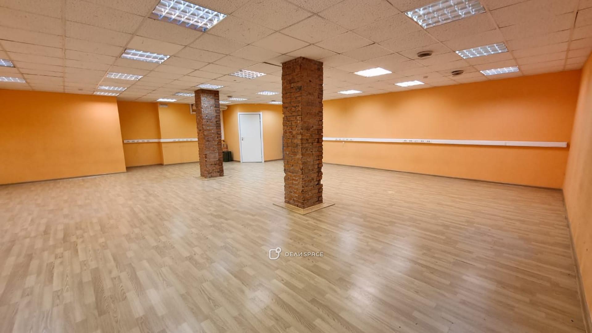 Зал для танцев и йоги