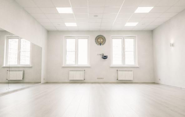 Зал для йоги - фото №1