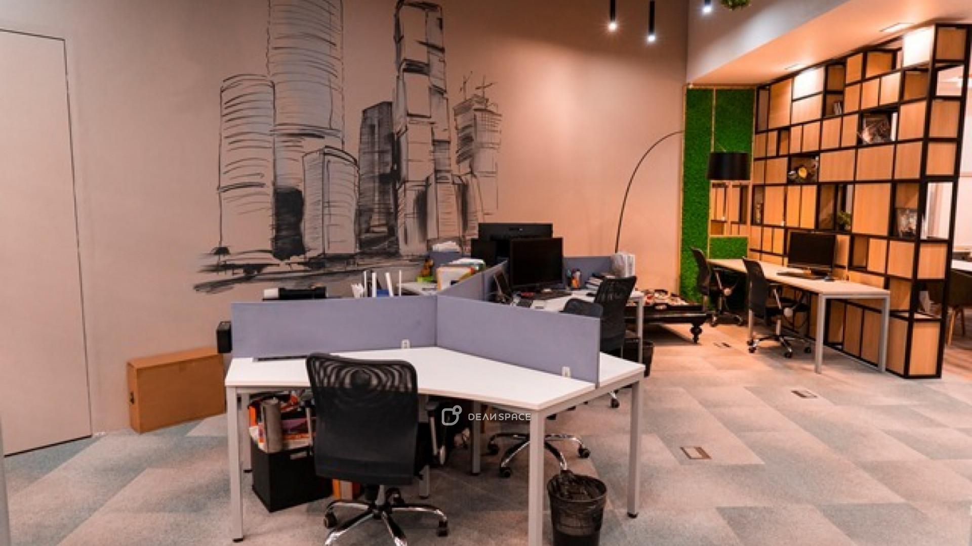 Рабочее место в коворкинге в Москва-Сити - фото №4