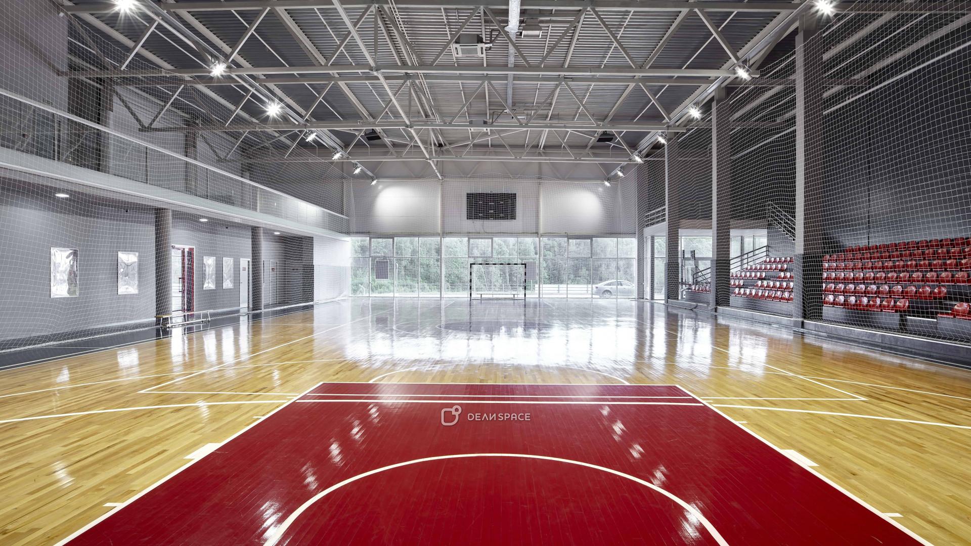 Профессиональная игровая арена с трибунами - фото №3