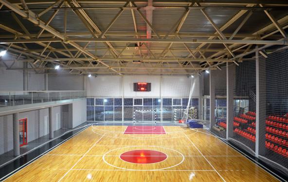 Профессиональная игровая арена с трибунами - фото №4