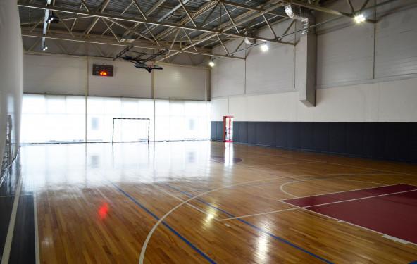 Универсальный спортивный зал - фото №1