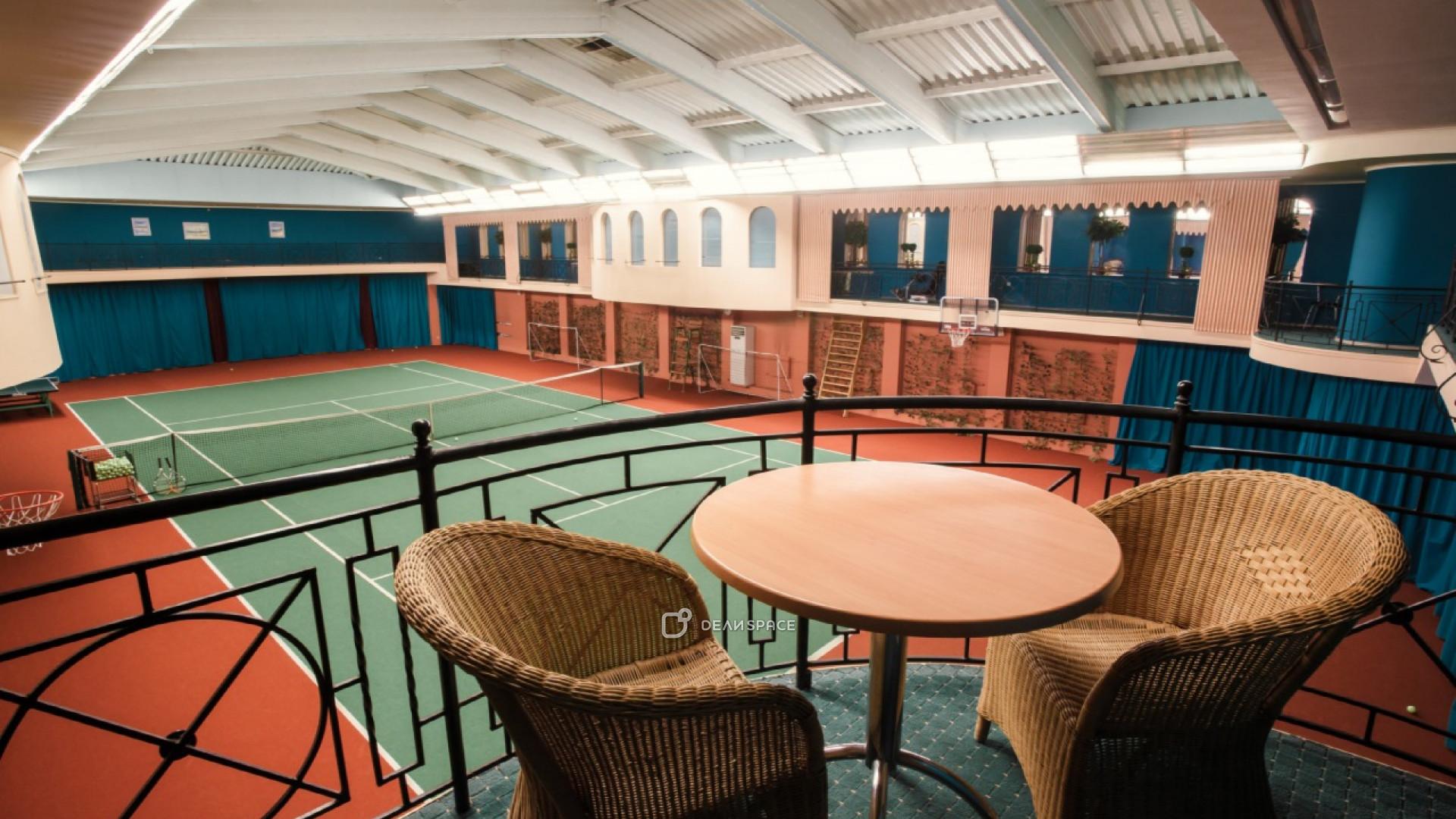 Теннисный корт - фото №4