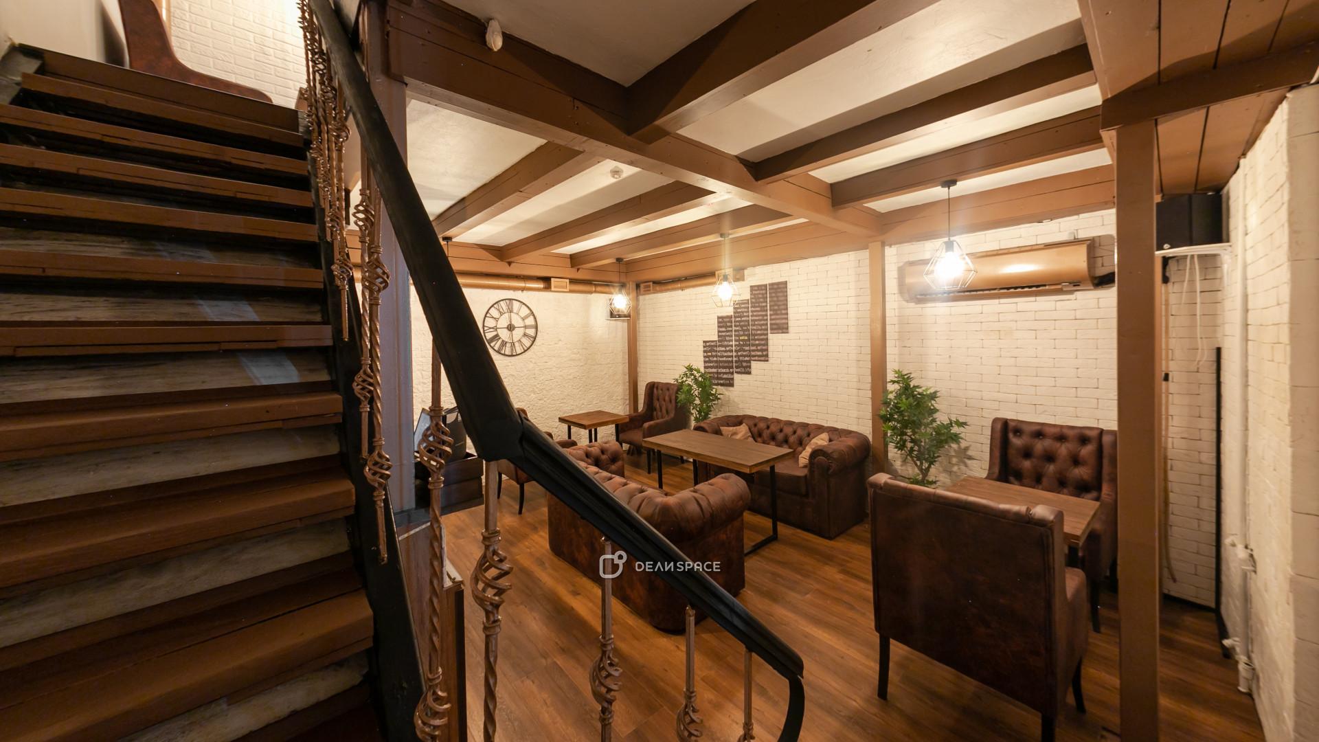 Уютное lounge-пространство на Бауманской