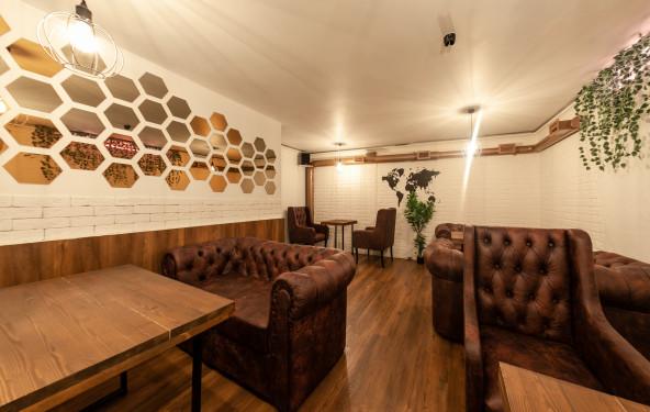 Уютное lounge-пространство на Бауманской - фото №3