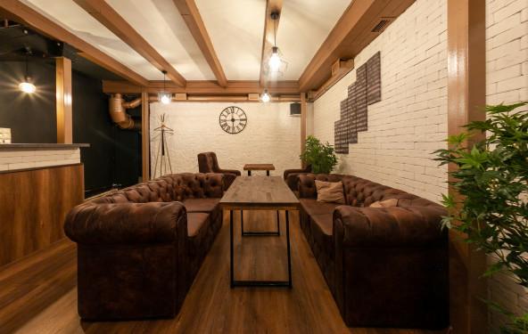 Уютное lounge-пространство на Бауманской - фото №4