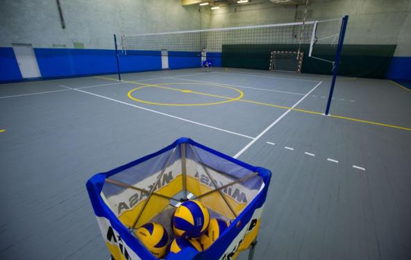 Зал для футбола и волейбола - фото №2