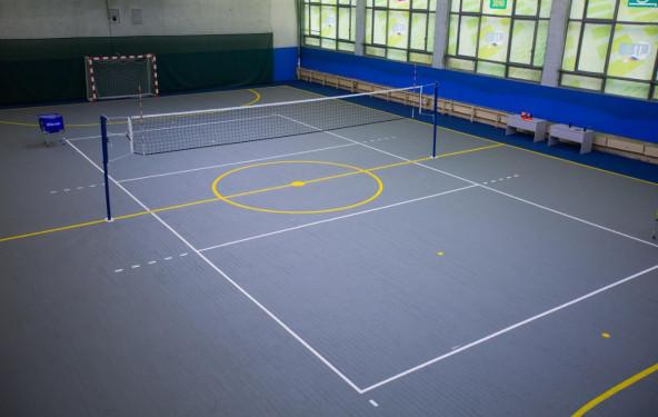 Зал для футбола и волейбола - фото №4