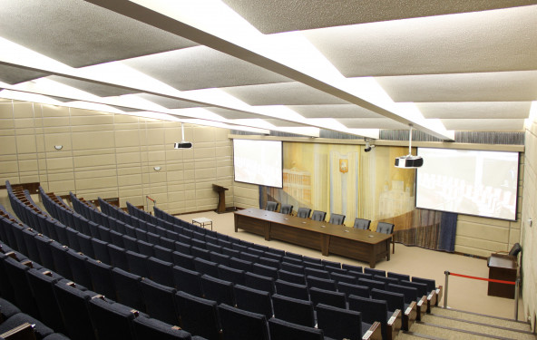 Малый конференц-зал - фото №1