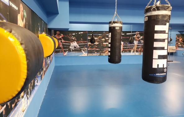 Зал бокса - фото №1